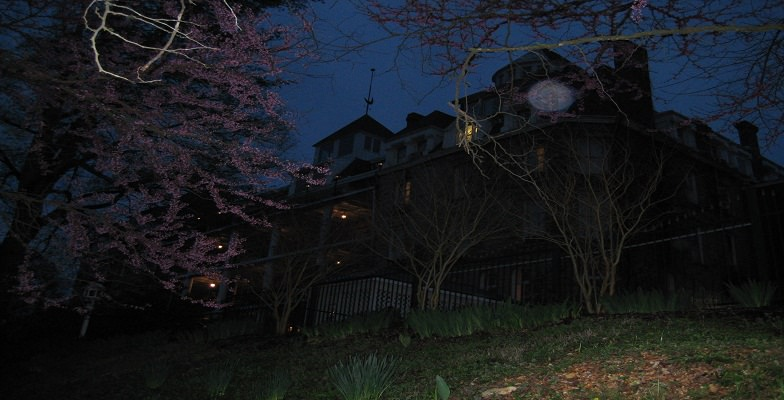 haunted hotel tours