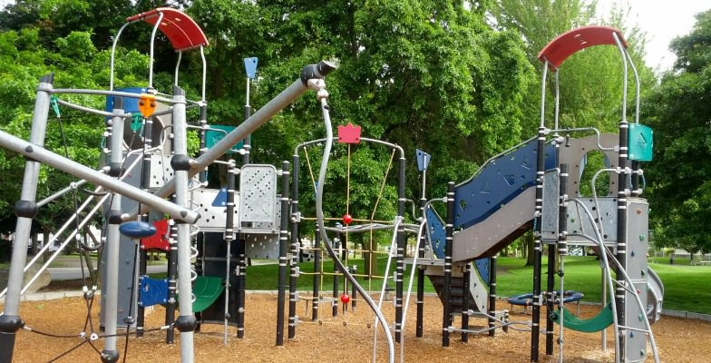 cool playground: Seattle