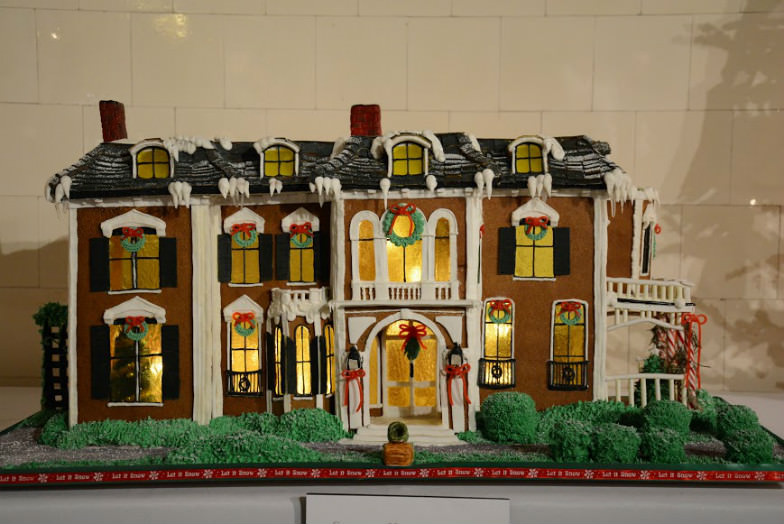 Gingerbread Mansions of Newport