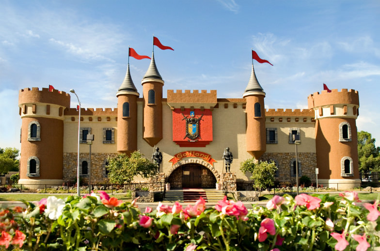 Camelot Golfland in Anaheim, California
