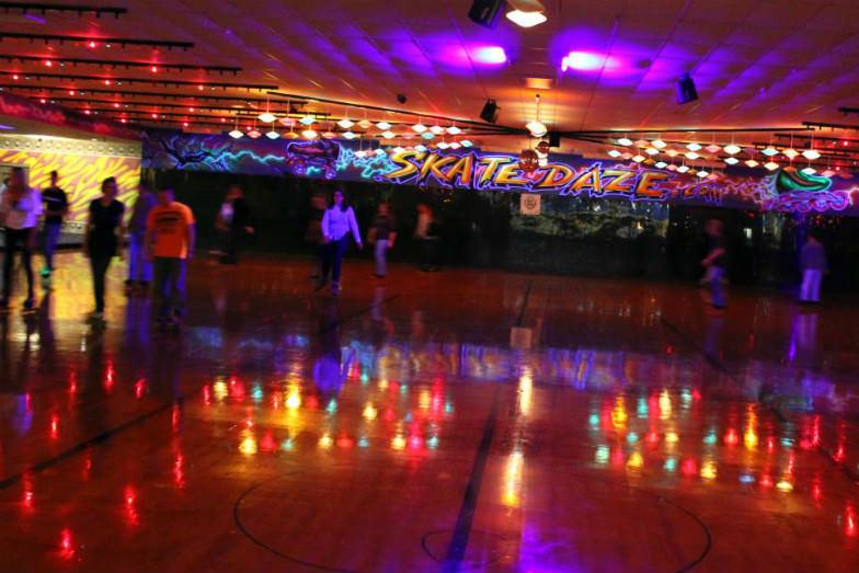 Skate Daze Roller Rink in Omaha