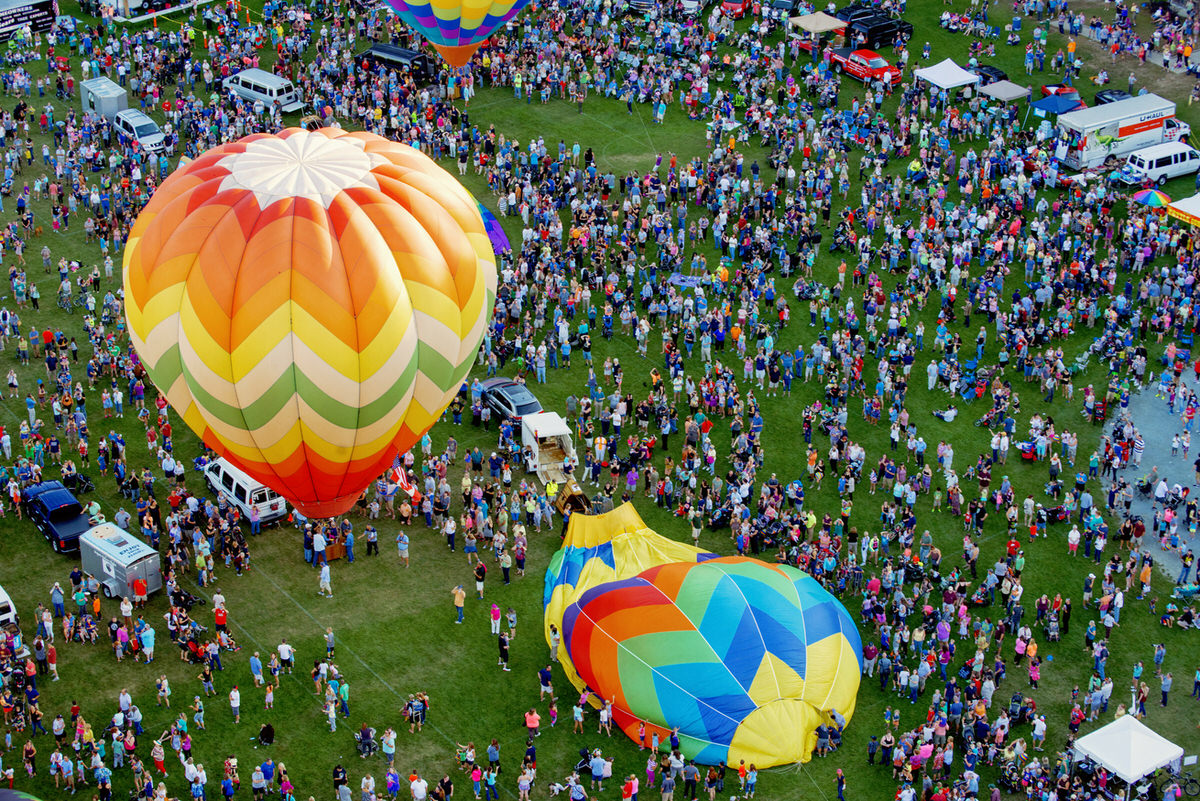 The Adirondack Balloon Festival is one of the best fall activities in the Northeast to do with the kids.