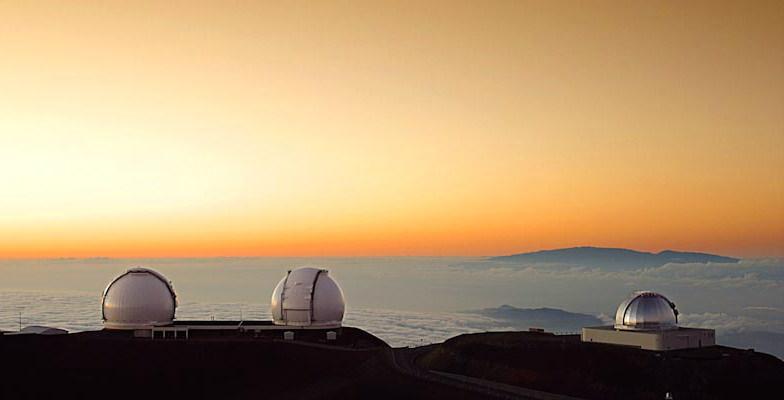 Hawaii Observatory in Pahoa