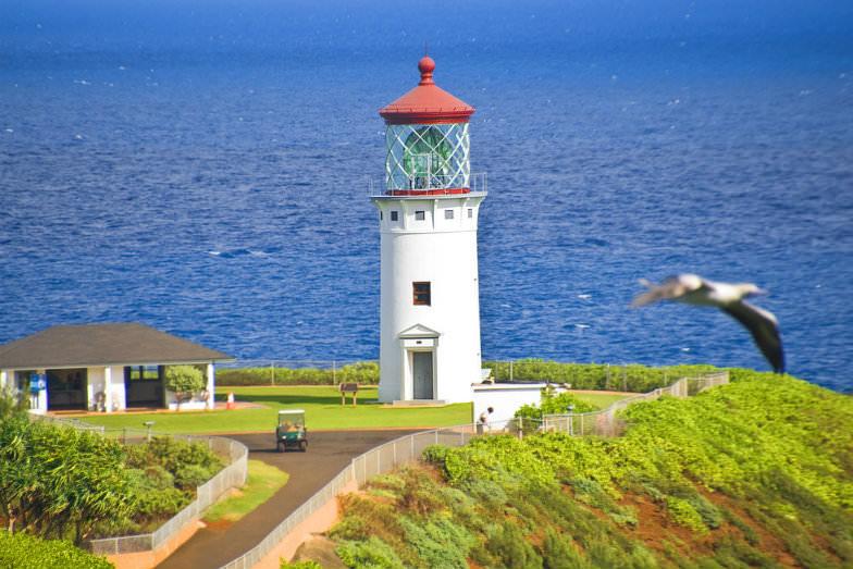 Daniel K. Inouye Kilauea Point Lighthouse