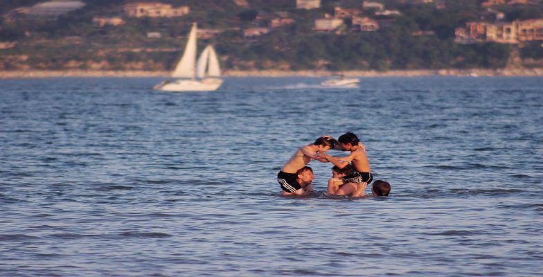 Lake Travis with Kids