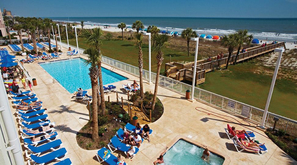 Dunes Village Resort Myrtle Beach