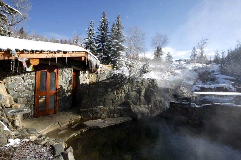 Hot Springs at Strawberry Park
