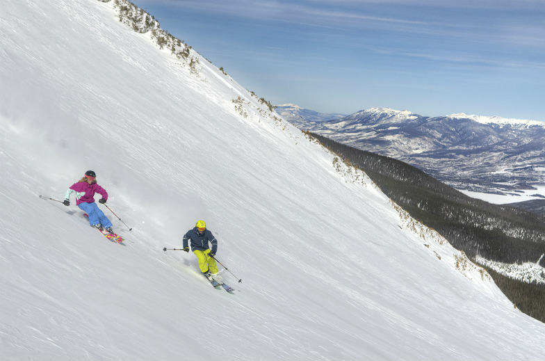 Top ski resorts for families in Colorado