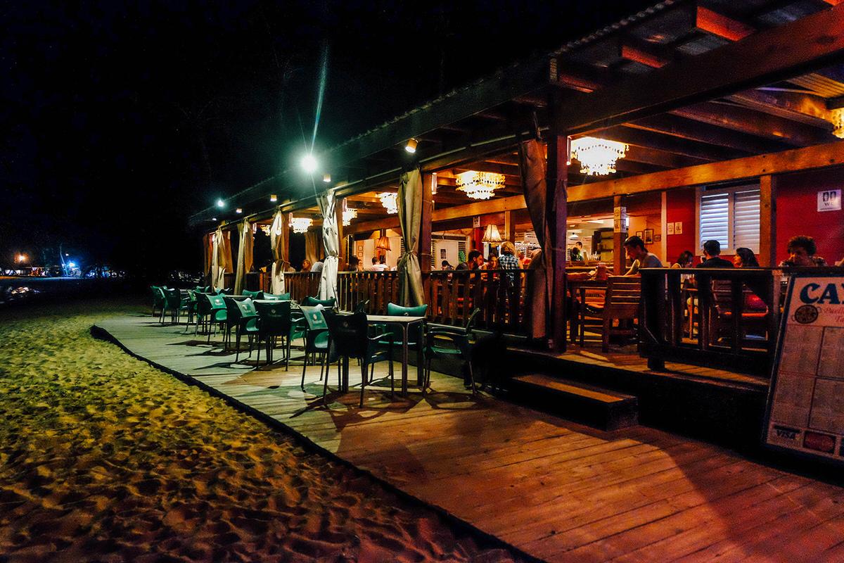 Bars at Las Terrenas
