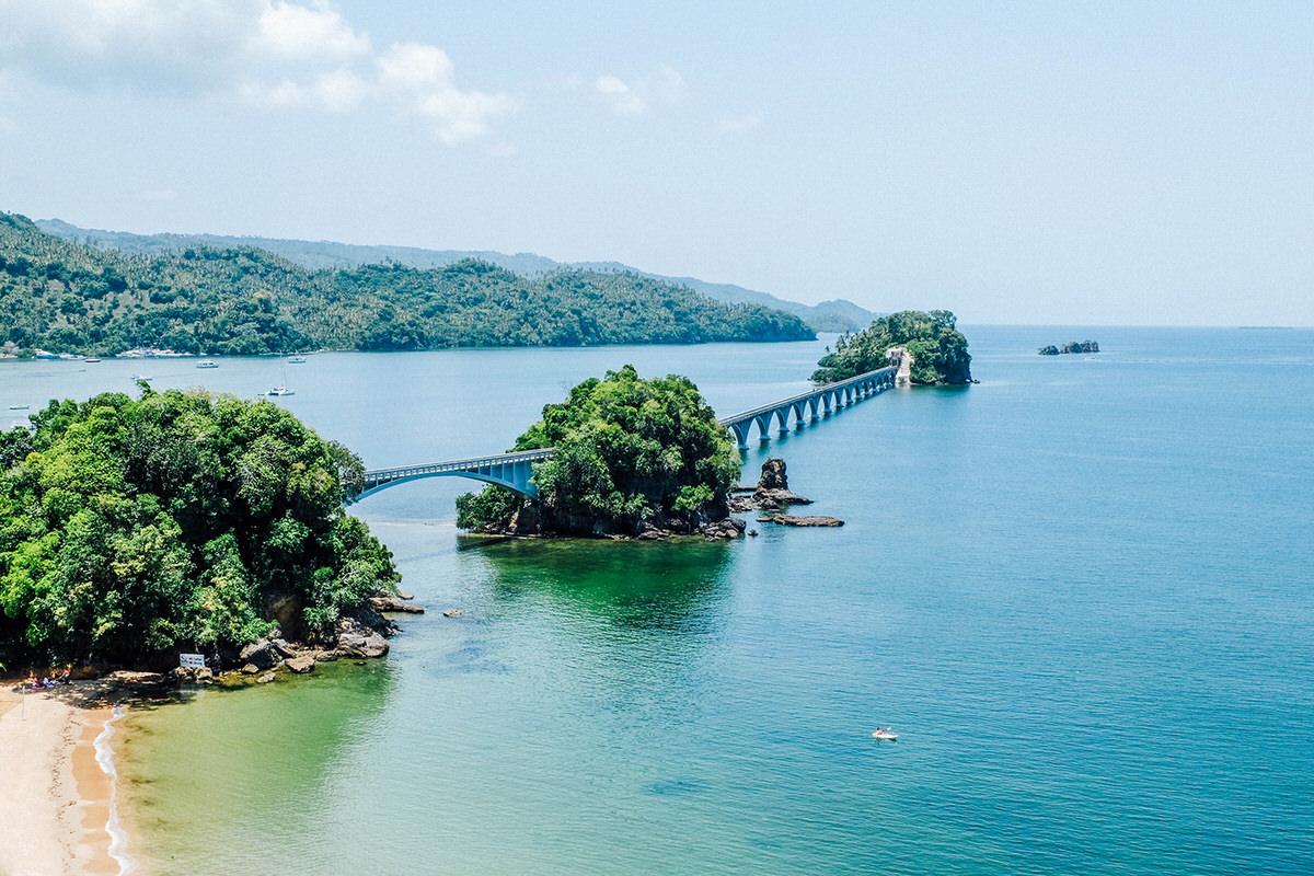 Samana coast