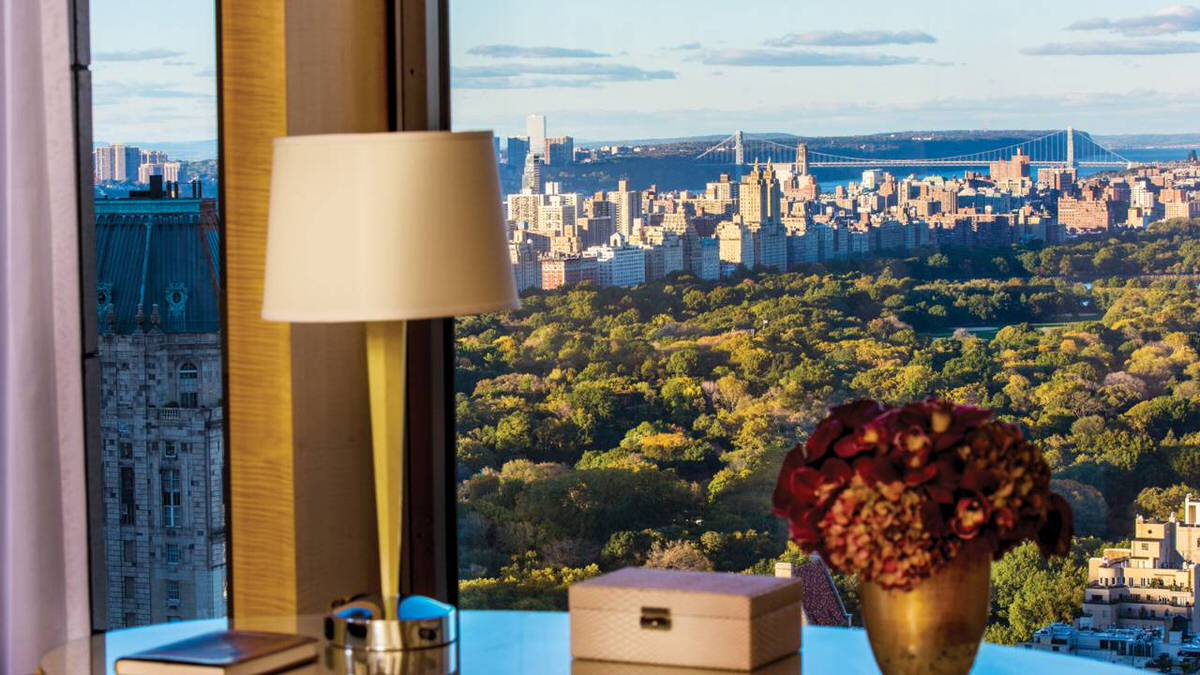 Four Seasons Hotel New York City