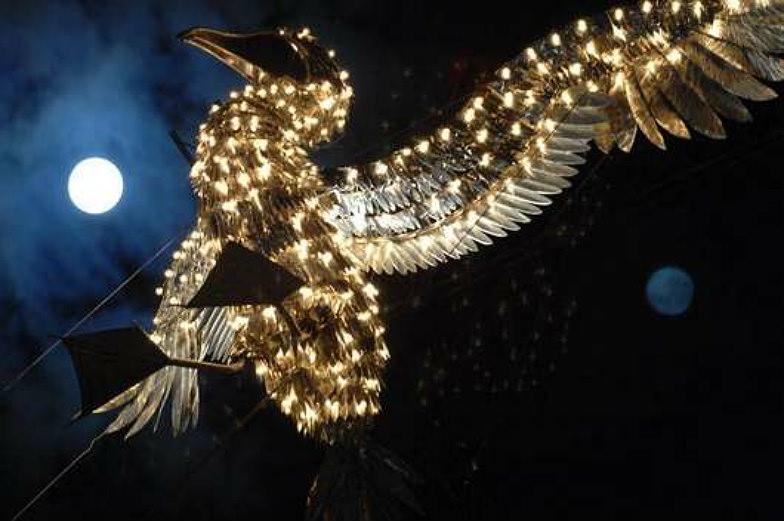Pensacola Pelican Drop in Pensacola, Florida