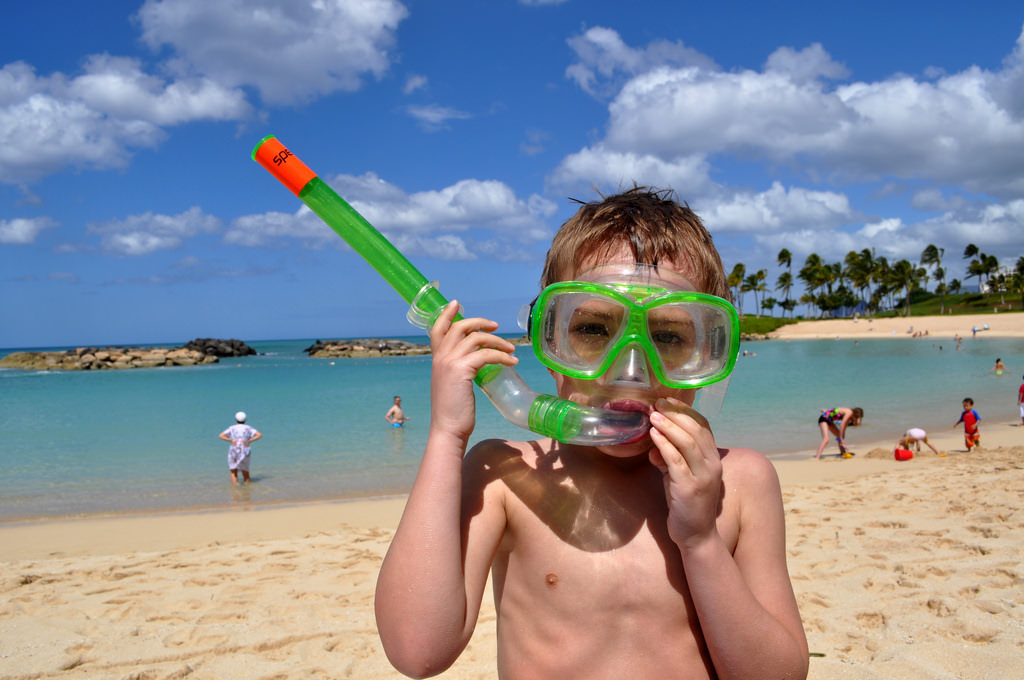 Looking for kid-friendly snorkeling spots? This is the list for you.