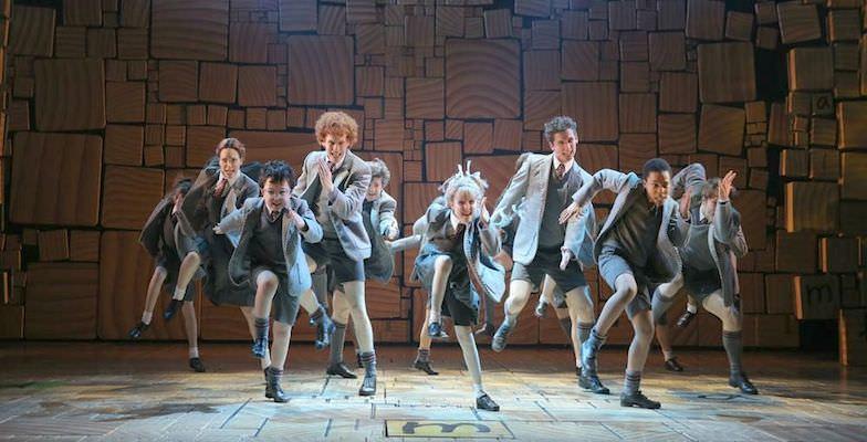 Broadway with kids: Matilda