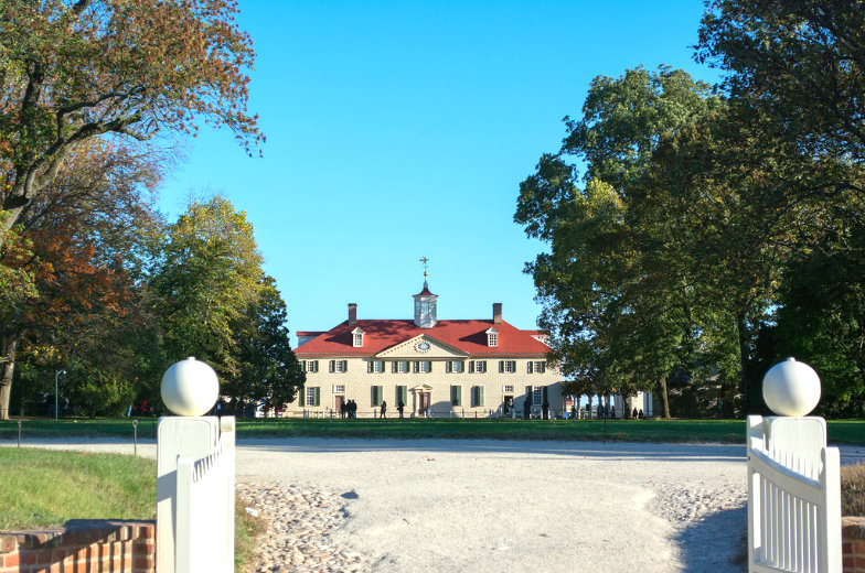 Mount Vernon is a must historical stop during a family vacation with kids in Virginia.