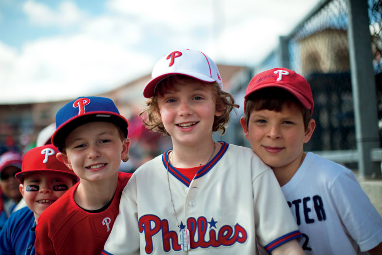 Kids in Philadelphia
