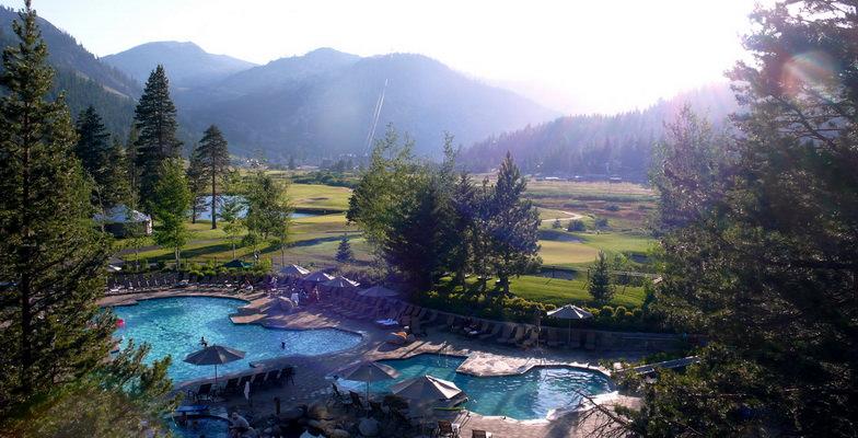 Squaw Creek Valley Summer Resort