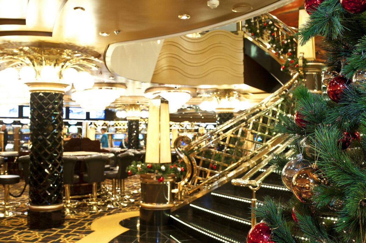 Christmas on board MSC Splendida