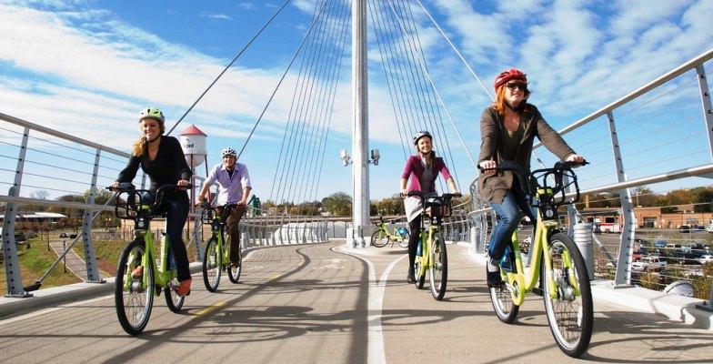 best city bike-share programs