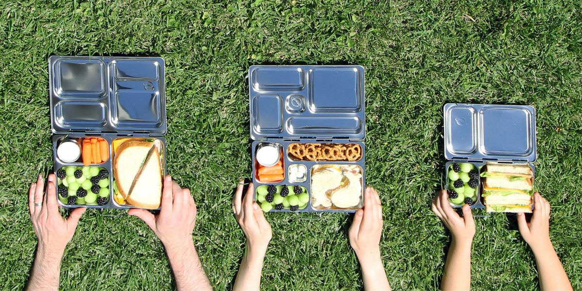 PlanetBox bento boxes for enjoyable lunch stops.