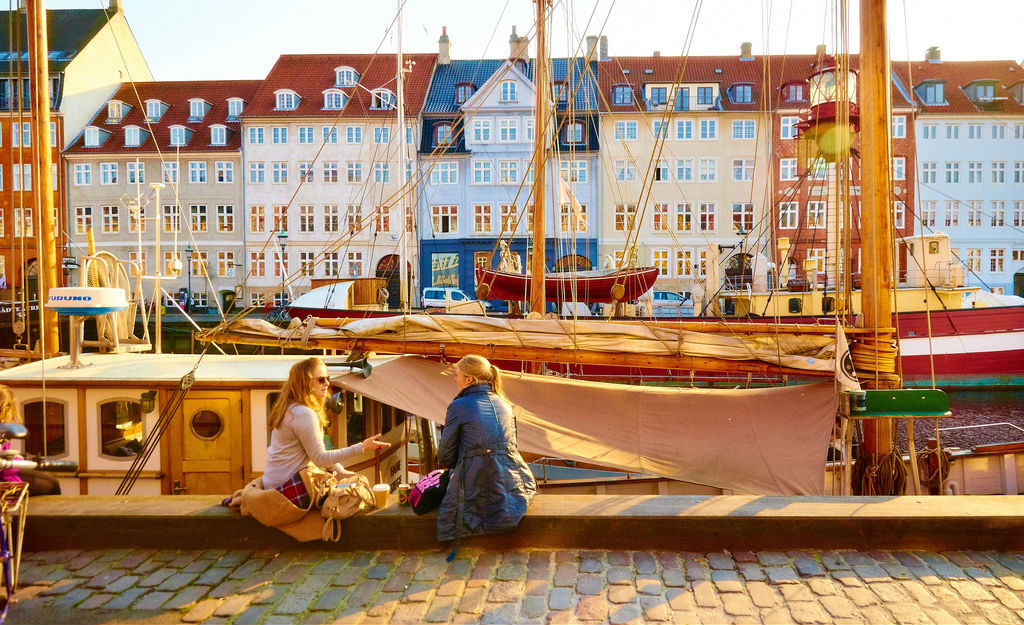 Copenhagen is destination for families traveling with kids.