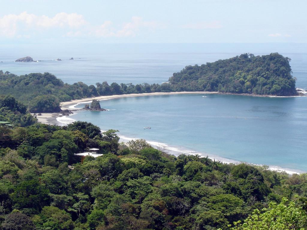 Plenty of outdoor activities await in Manuel Antonio National Park.