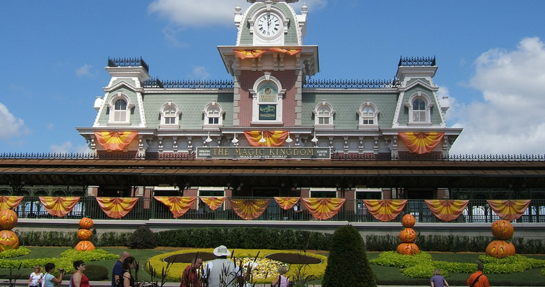 Disneys Magic Kingdom