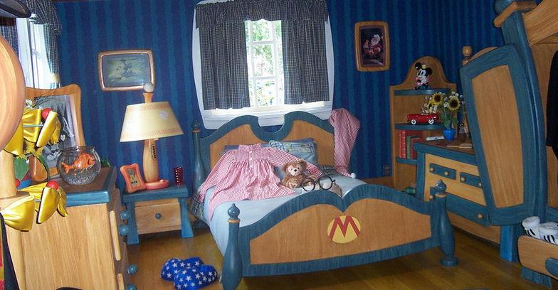 Disney World Mickey's House
