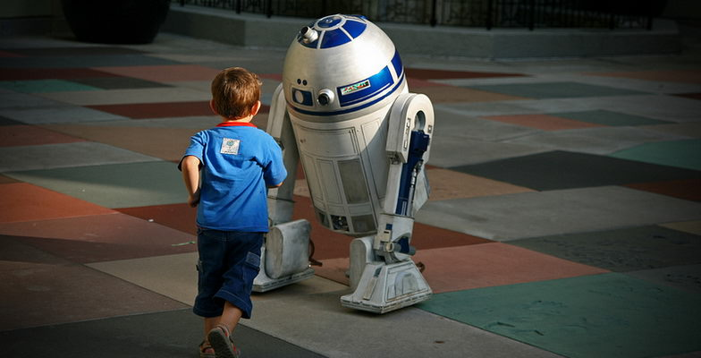 Star Wars at Disney World