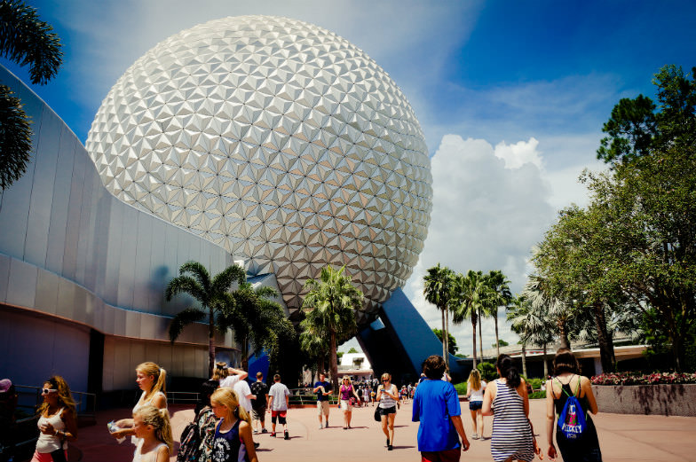 Whether you're visiting Epcot or Magic Kingdom, skip the park hopper option.