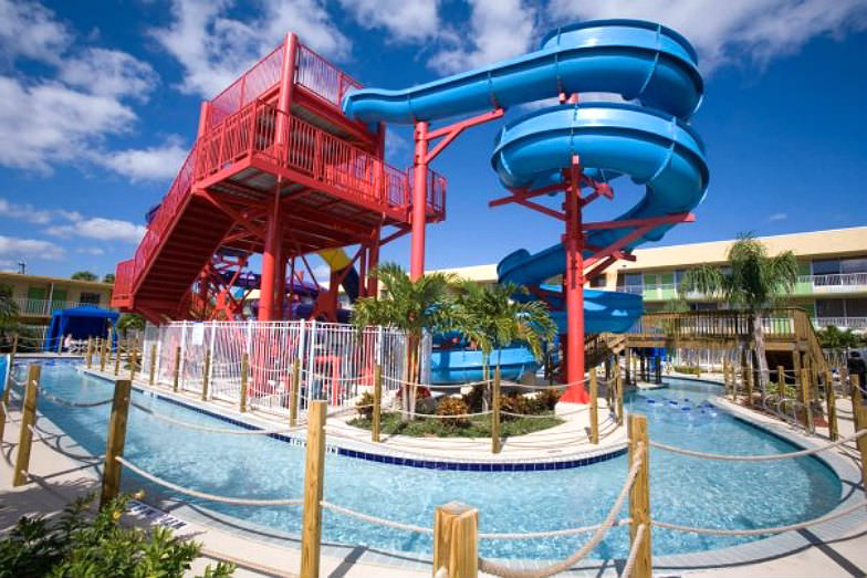 Waterpark at Flamingo Waterpark Resort