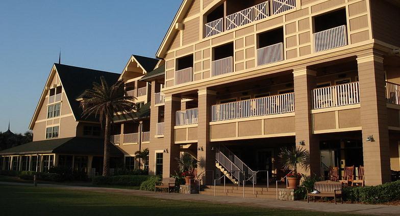Disney's Vero Beach Resort boasts great amenities.