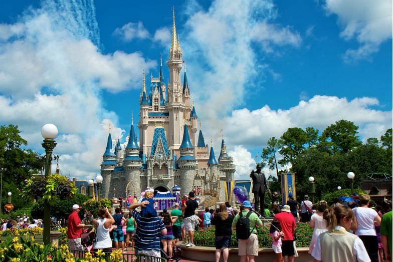 Disney's Magic Kingdom in Orlando