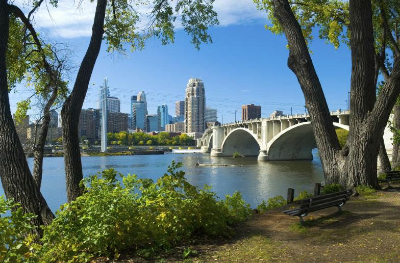 The City of Minneapolis