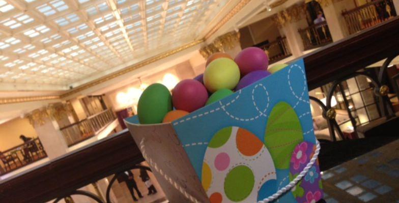 Easter getaways with kids