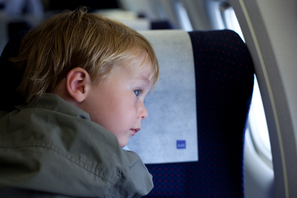 Follow these tips for trouble-free flying with toddlers.