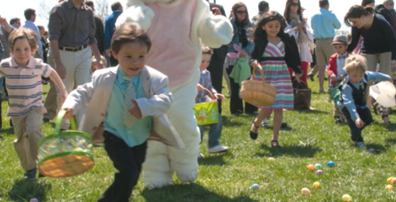 Easter 2014: Cape May, NJ