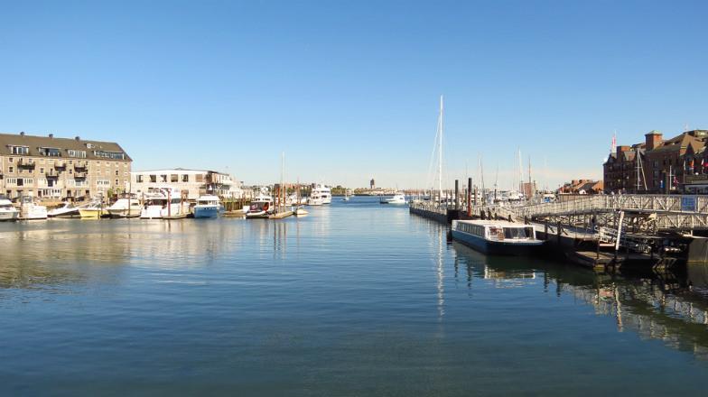 Boston Harbor Waterfront