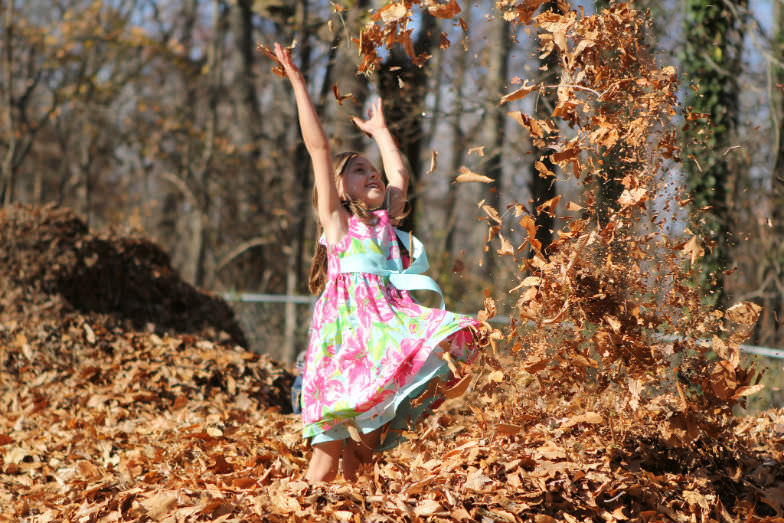 Experience fall with the kids in San Diego.