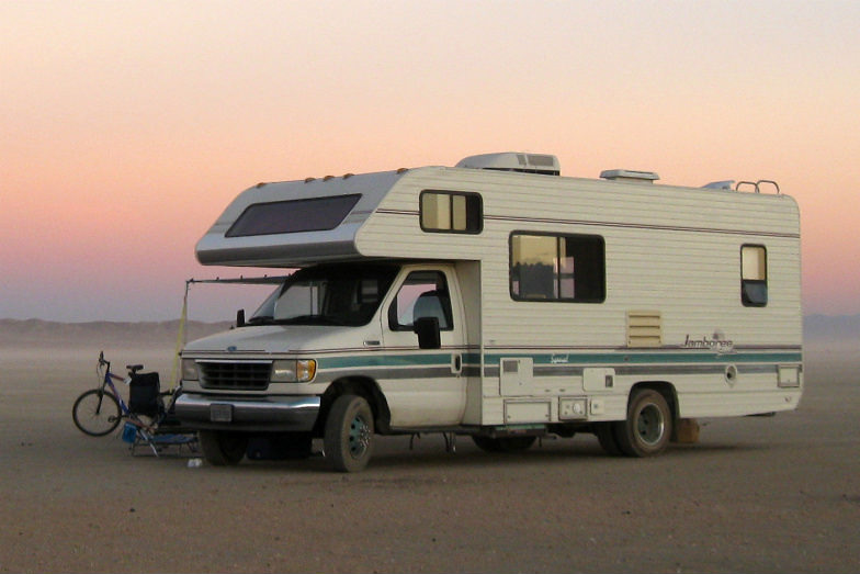 Consider these facts before renting an RV for your next family camping trip.