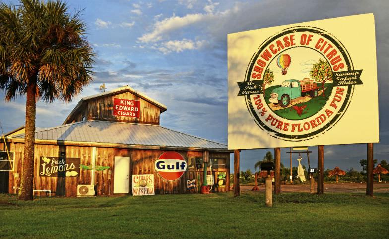 Showcase of Citrus gives Orlando visitors a taste of Old Florida.