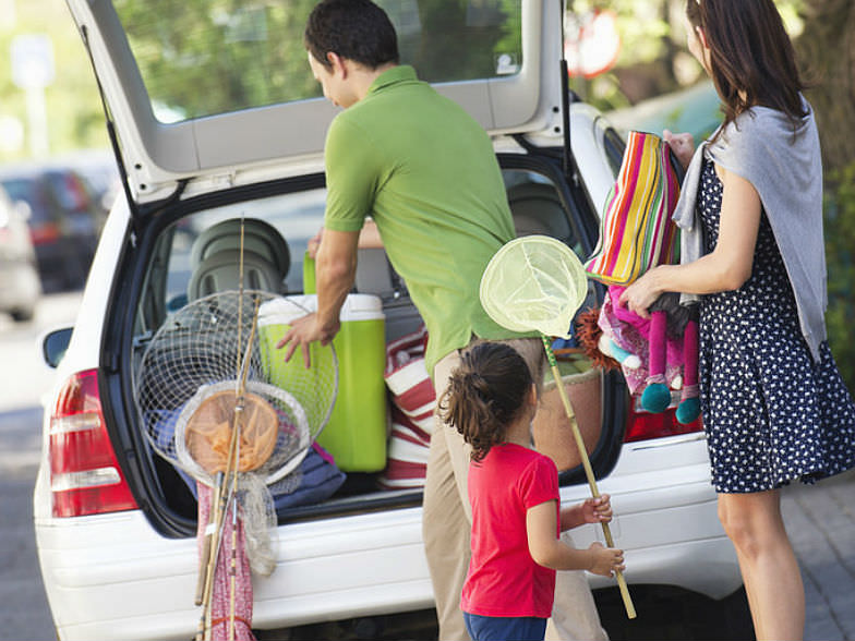 Going on a road trip? Check out this packing list first.