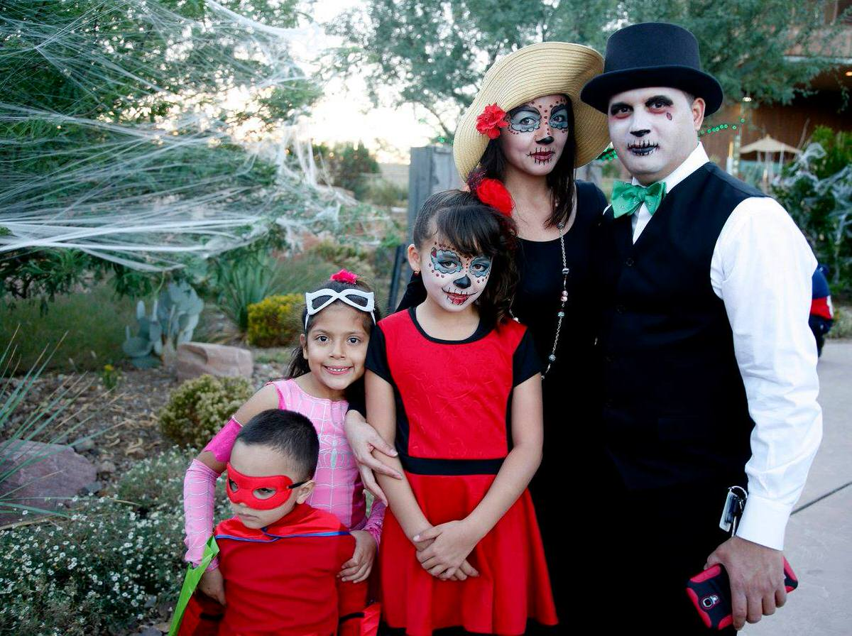 Haunted Harvest nights at Springs Reserve