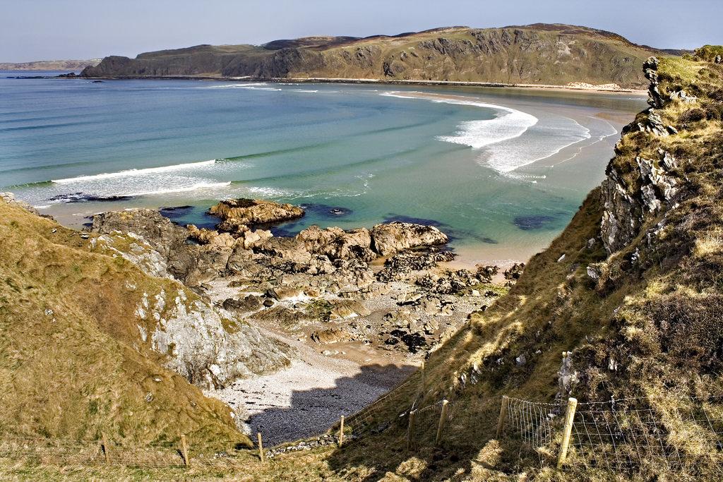 Malin Head along Ireland's Wild Atlantic Way