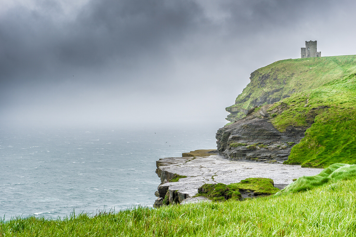 Cliff oh Moher
