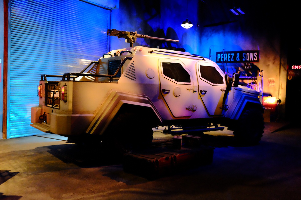 """Inside """"Fast & Furious - Supercharged"""""""