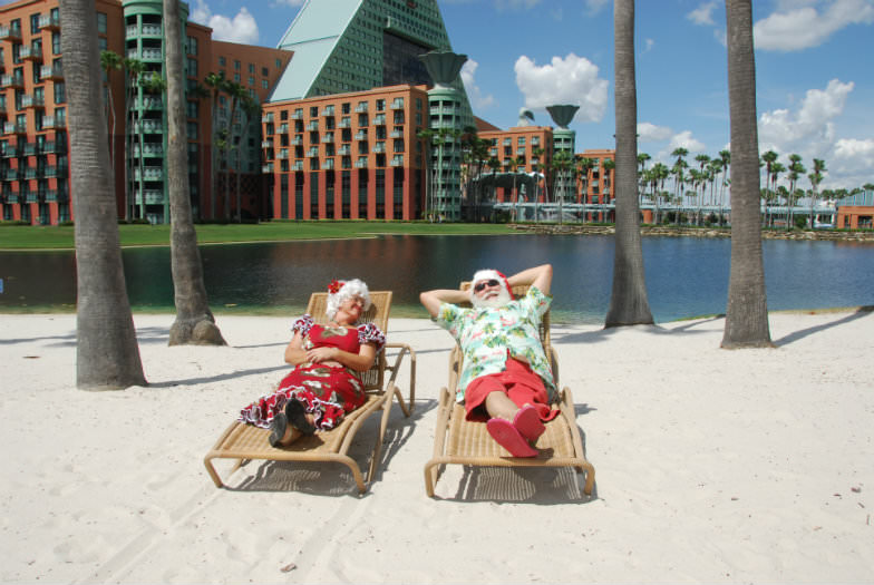 Walt Disney World Swan and Dolphin Hotel, Florida