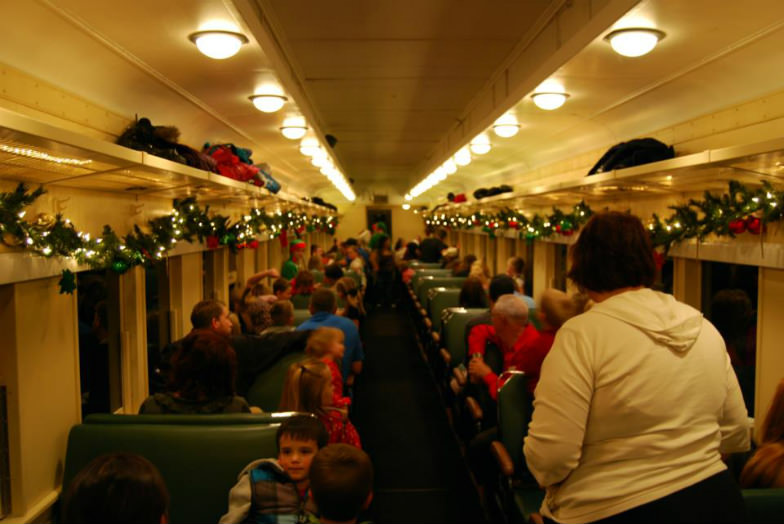 The North Pole Express, Heber Valley, Utah
