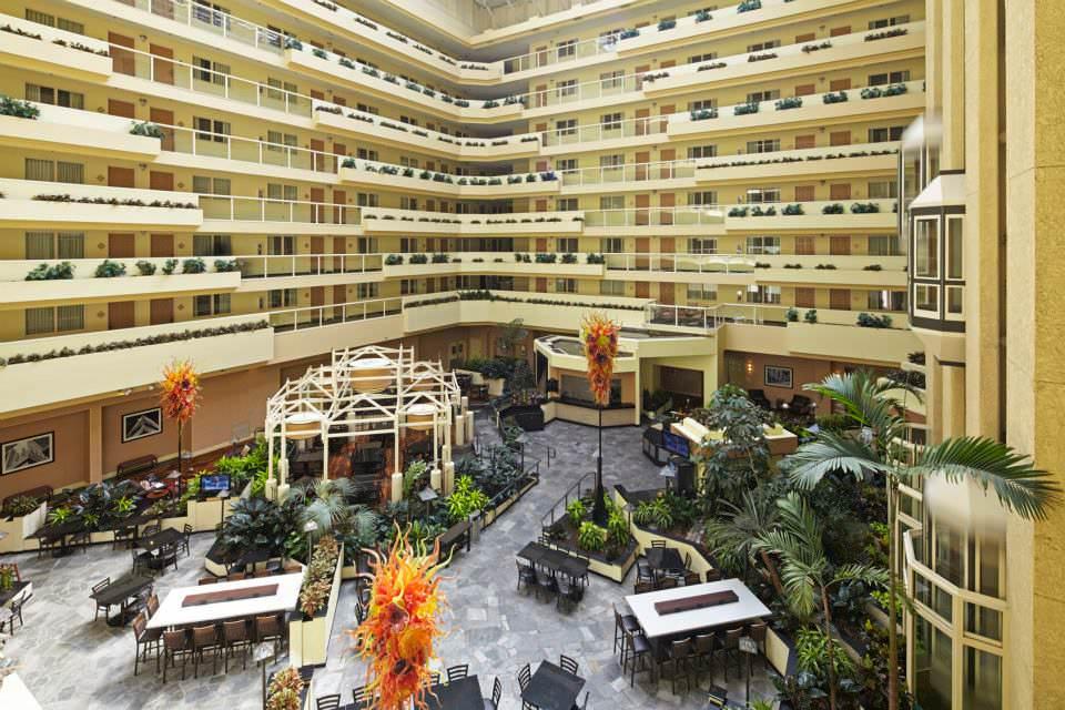 Embassy Suites Hotel Airport North