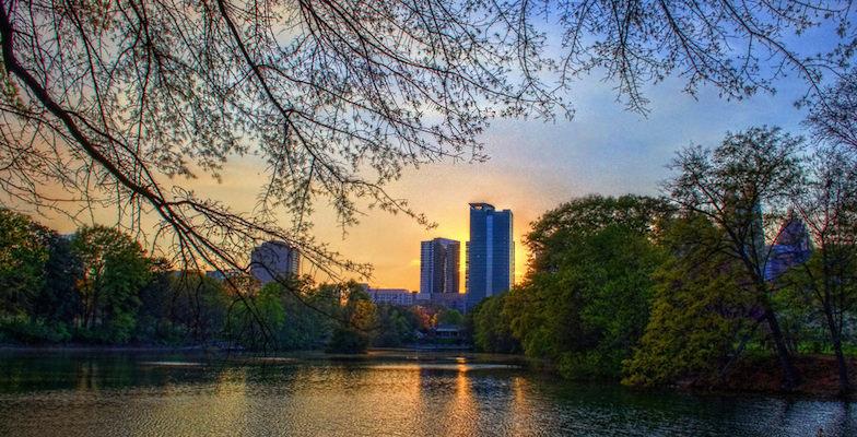 Atlanta Summer Vacations: Piedmont Park